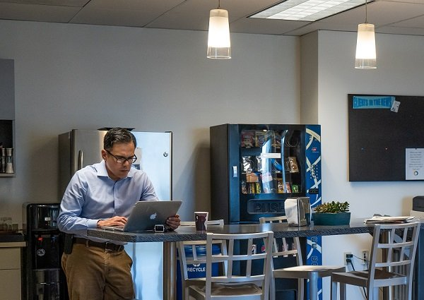 Productive Coworking Spaces | Pacific Workplaces Sacramento