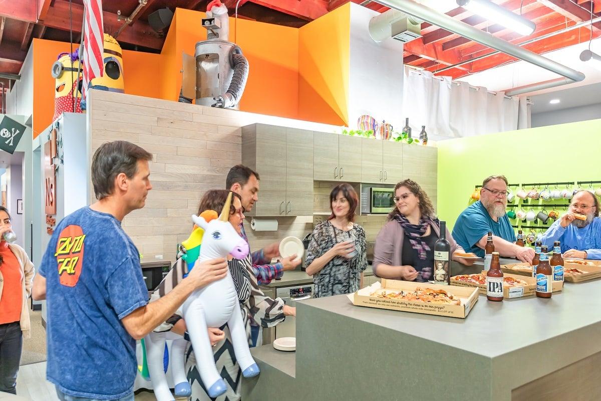 Coworking Community Santa Cruz, CA | NextSpace Coworking
