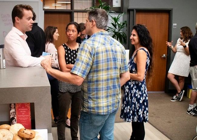 Coworking Events NextSpace Santa Cruz Coworking | Member Breakfast