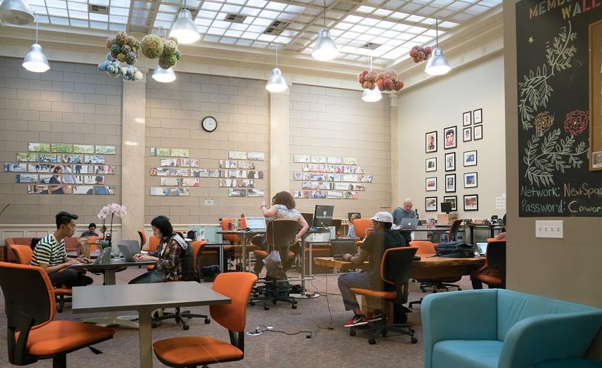 NextSpace Coworking Berkeley Open Coworking