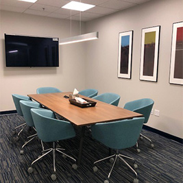 Sacramento Meeting Rooms Arden Conference Room