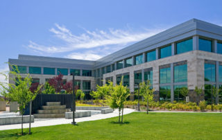 Suburban Office Parks and Office Space Roseville, California