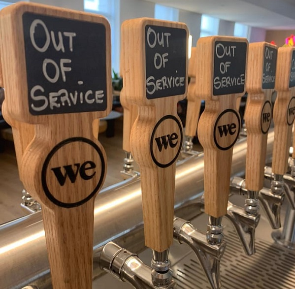 WeWork Out of Service | WeWork Collapse
