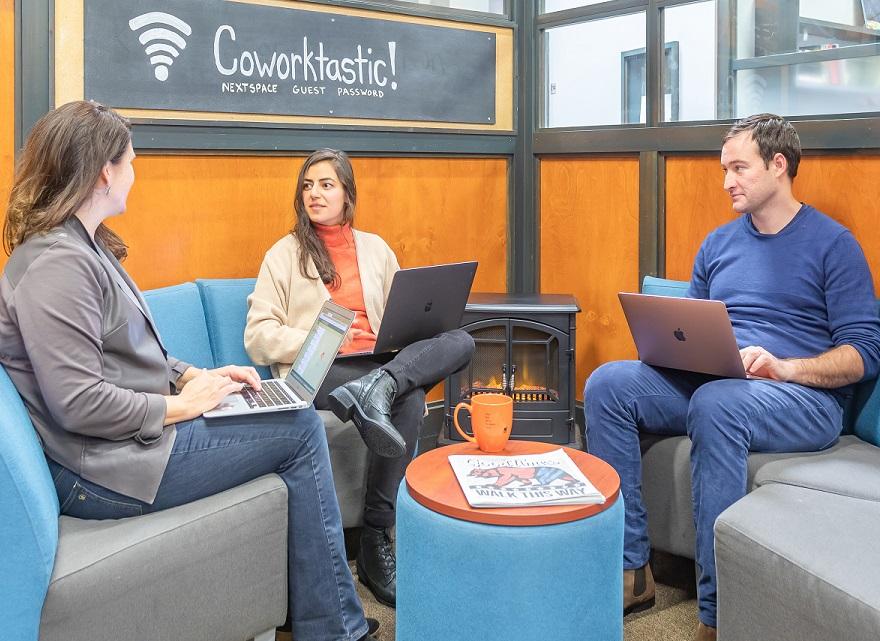 Coworking Space for Remote Teams | NextSpace Coworking Santa Cruz