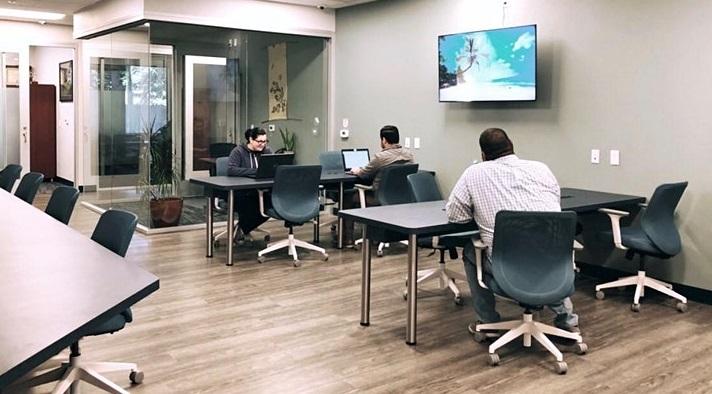 Sacramento Watt Coworking Space | Suburban Coworking