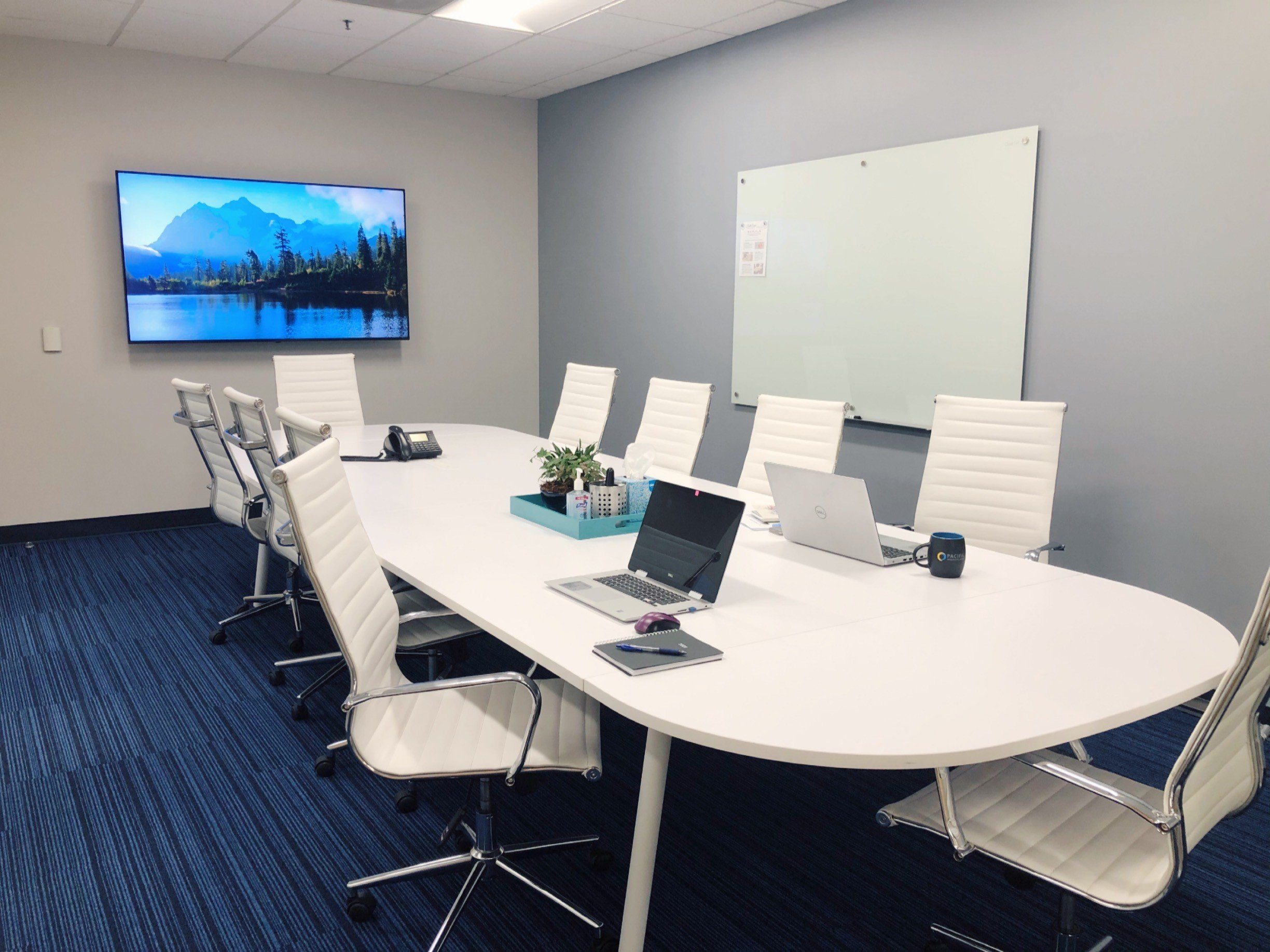 Pacific Workplaces Meeting Rooms