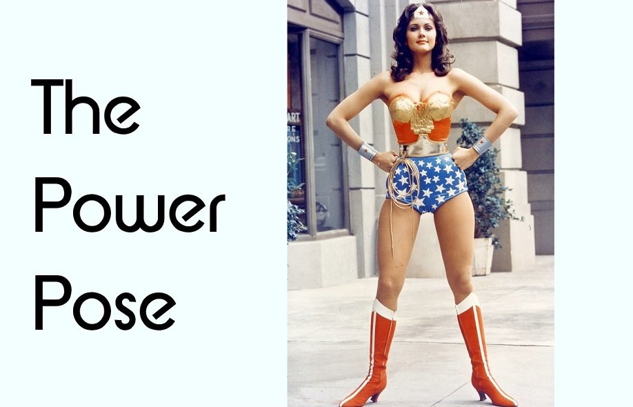 Productivity Tips While Working from Home Power Pose to