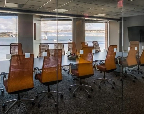 San Francisco Meeting Rooms Bay Views | Pacific Workplaces