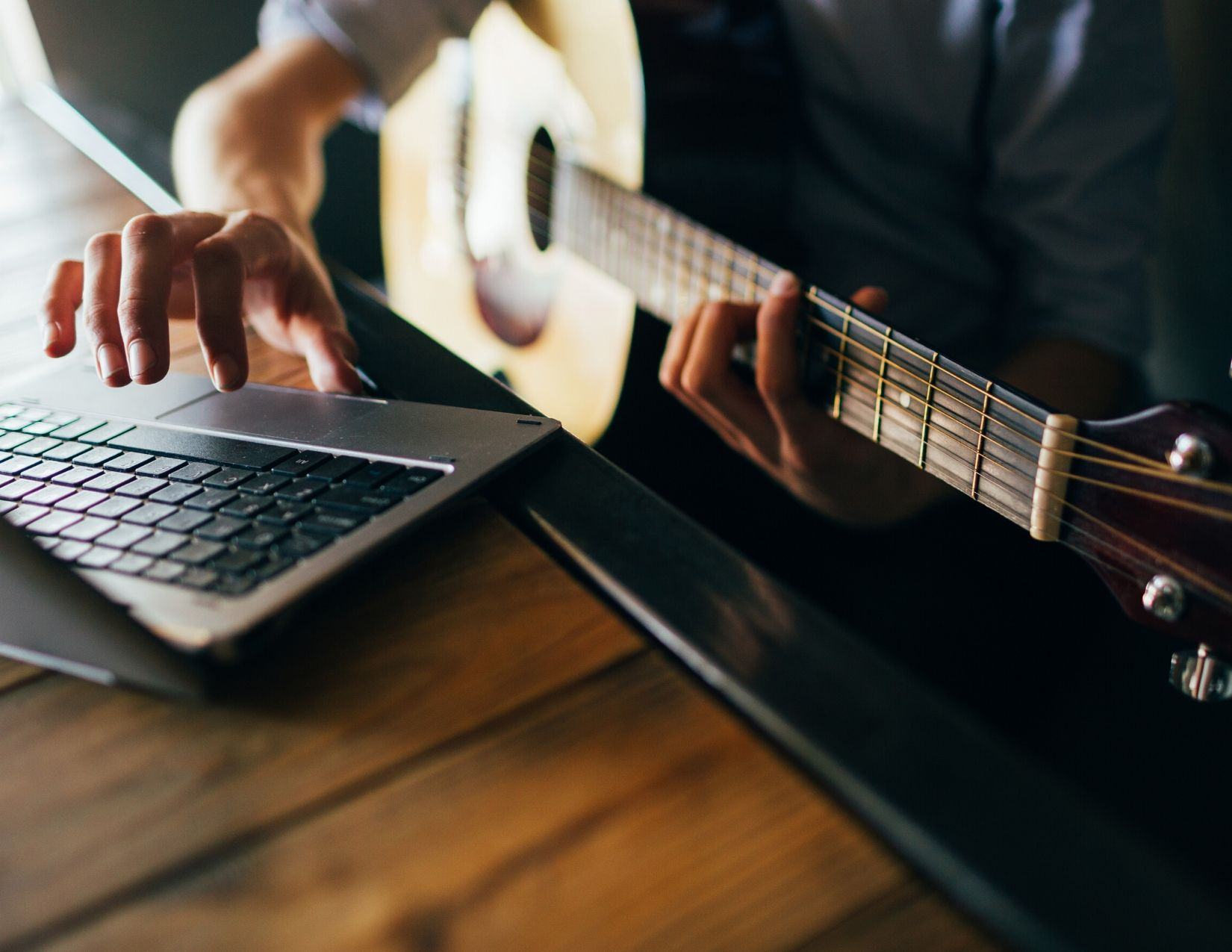 Virtual Entertainment during Social Distancing | Guitar Lessons