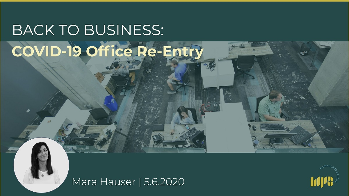 Back to Business Covid-19 Office Re-entry Guide