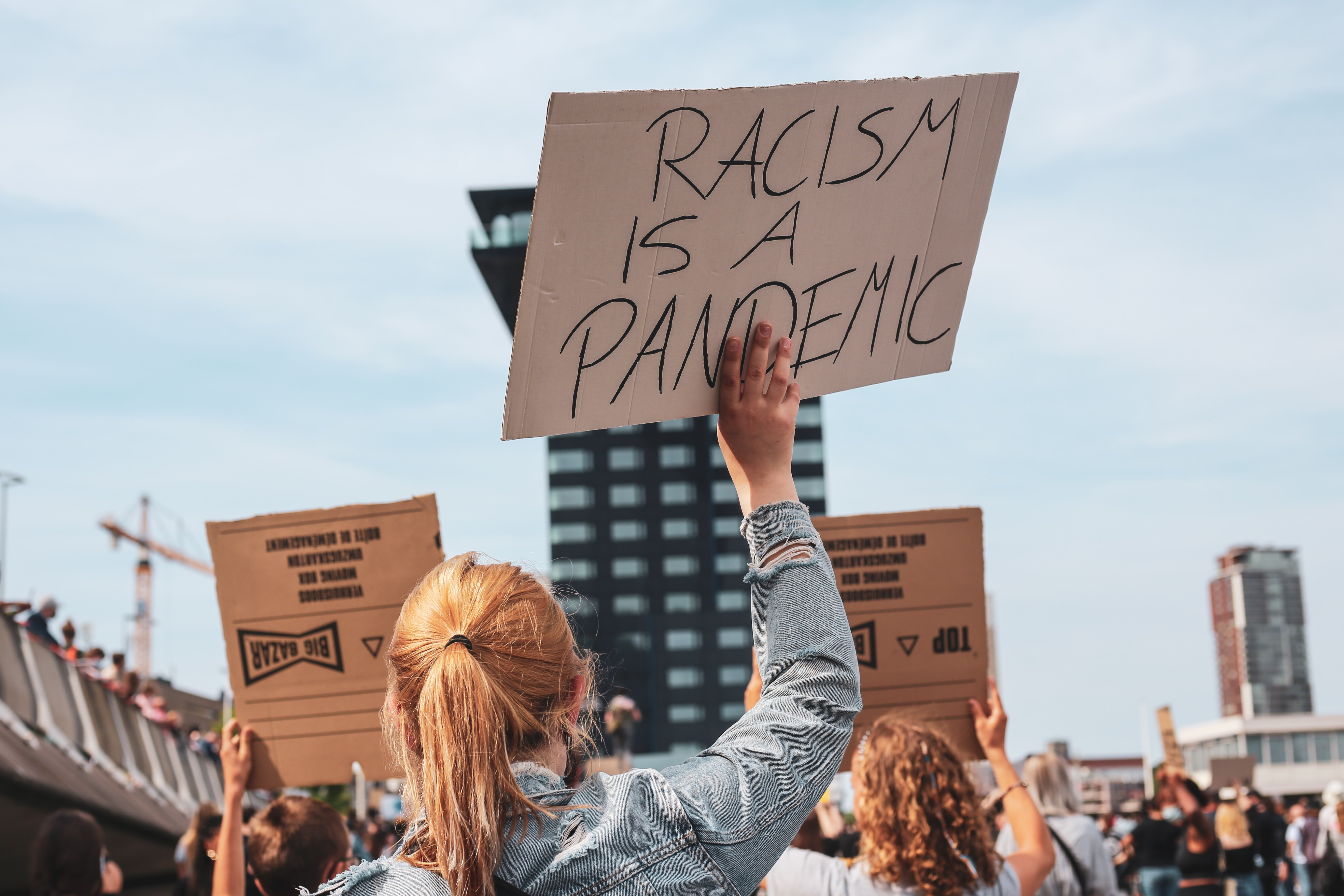 Next Steps for Pacific Workplaces to Foster Anti-racism