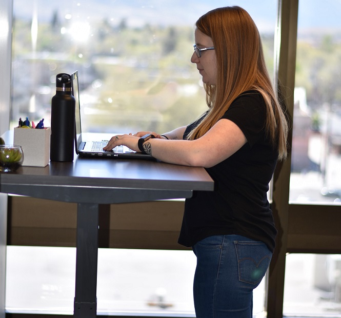 Sit and Stand Desks | Flexible Office Space provider Pacific Workplaces