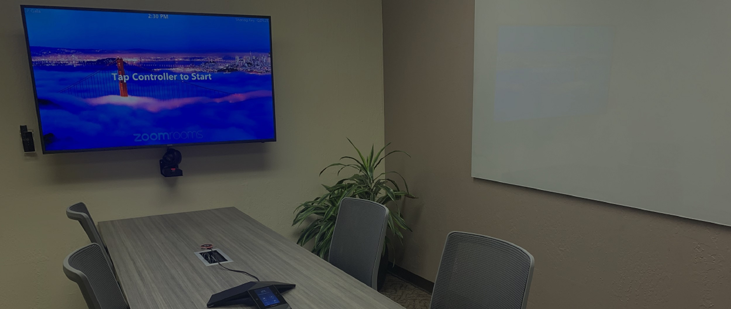 Pacific Workplaces Cupertino Video Conferencing Solutions | Zoom Rooms