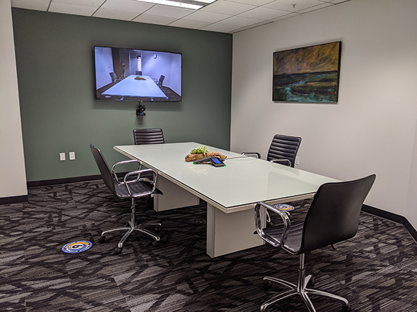 Oakland Zoom Rooms Video Conferencing | Pacific Workplaces