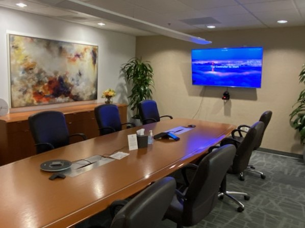 Zoom Rooms Video Conferencing Pacific Workplaces Walnut Creek