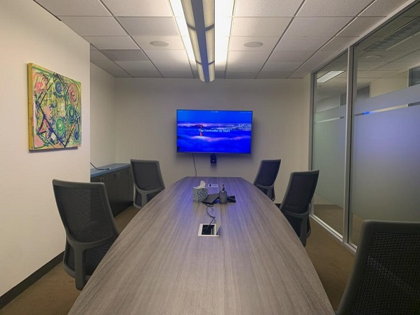 San Francisco Zoom Rooms Video Conferencing | Pacific Workplaces