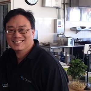 Pacific Workplaces IT Director Phelton Lim