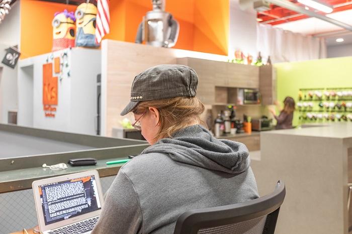 Work Near Home at NextSpace Coworking Santa Cruz