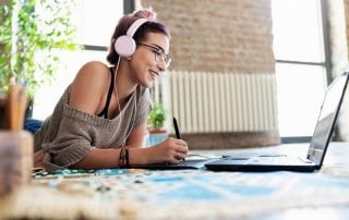Don't let professional development flatline as you work from home | Pacific Workplaces