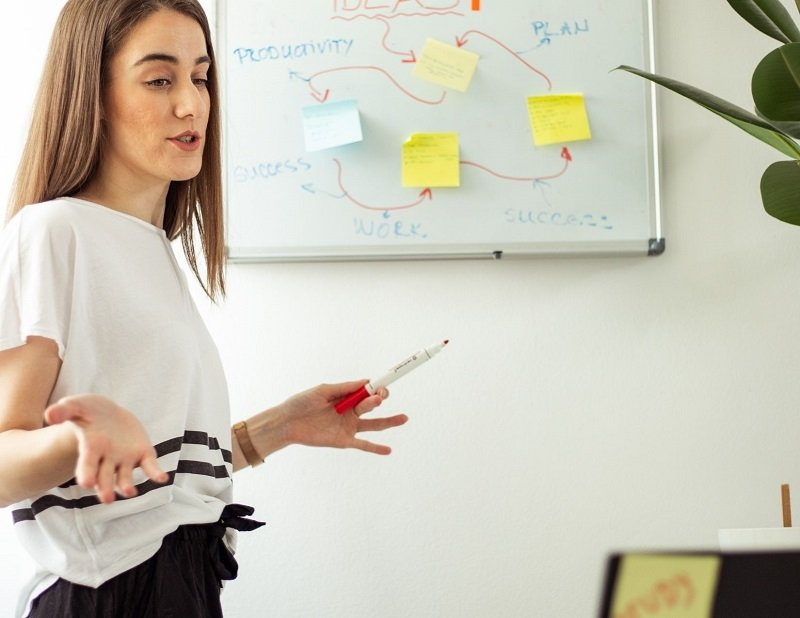 Professional Development while you work from home public speaking skills | Pacific Workplaces