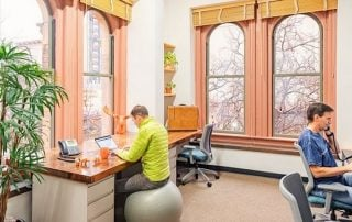 Santa Cruz Dedicated Desk for Vaccinated Users | Pacific Workplaces