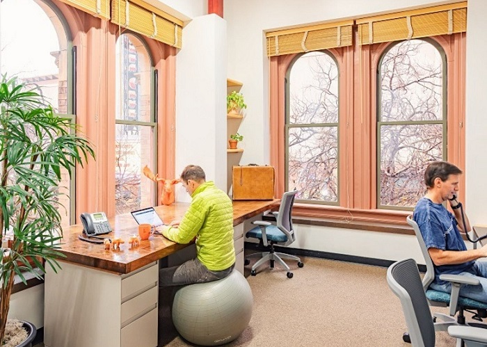 Santa Cruz Dedicated Desk for Vaccinated Users   Pacific Workplaces
